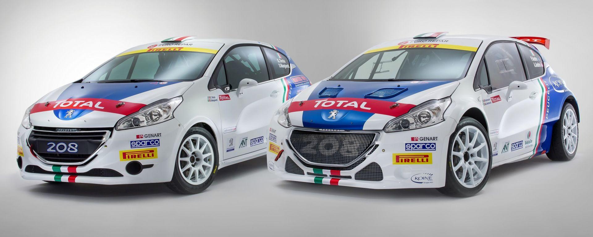 Peugeot Italia: i programmi sportivi 2016