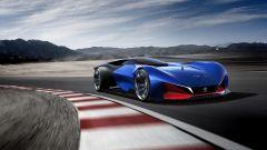 Peugeot L500 R HYbrid: la sportiva del Leone tra passato e futuro - Immagine: 3