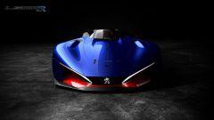 Peugeot L500 R HYbrid: la sportiva del Leone tra passato e futuro - Immagine: 5