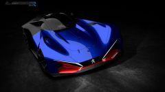 Peugeot L500 R HYbrid: la sportiva del Leone tra passato e futuro - Immagine: 7