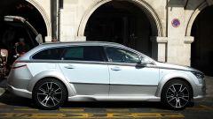 Peugeot: la carrozzeria Castagna firma la nuova 508 RXH Gris - Immagine: 5