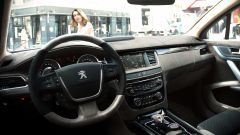 Peugeot: la carrozzeria Castagna firma la nuova 508 RXH Gris - Immagine: 8