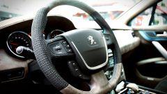 Peugeot: la carrozzeria Castagna firma la nuova 508 RXH Gris - Immagine: 9