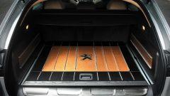 Peugeot: la carrozzeria Castagna firma la nuova 508 RXH Gris - Immagine: 14