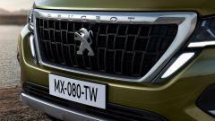 Peugeot Landtrek, dettaglio del frontale