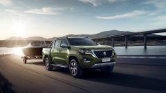 Peugeot Landtrek, l'ESP controlla anche la stabilità del rimorchio