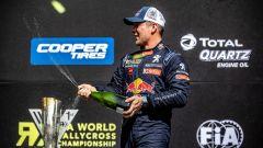 Peugeot lascia il Rallycross con un podio di Loeb  - Immagine: 2