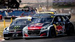 Peugeot lascia il Rallycross con un podio di Loeb  - Immagine: 1