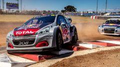 Peugeot lascia il Rallycross con un podio di Loeb  - Immagine: 6