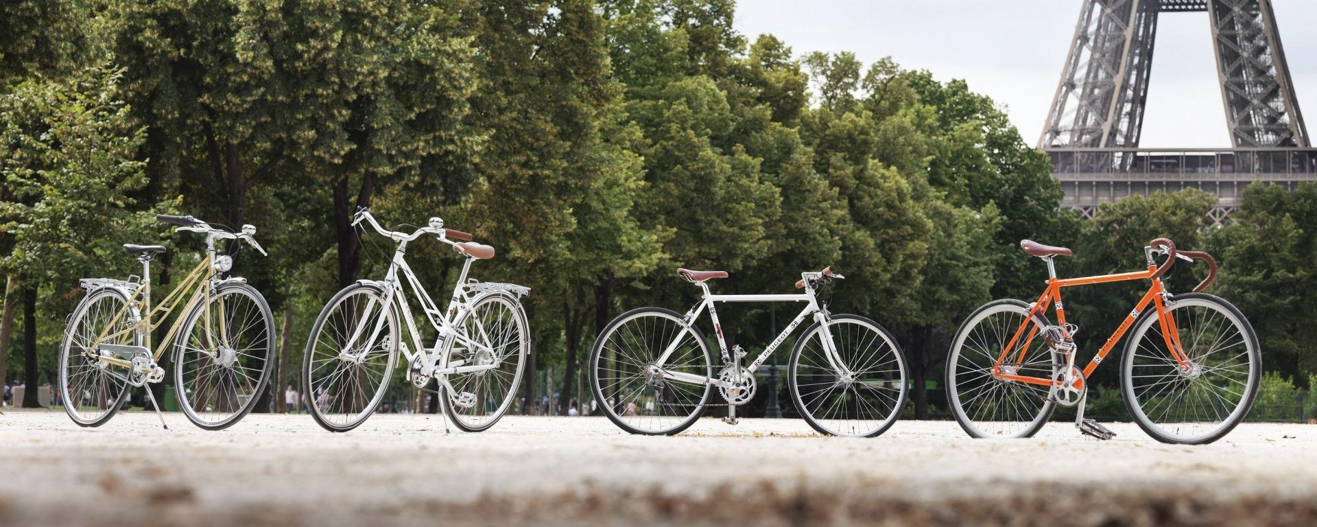 Peugeot Legend: la nuova gamma di biciclette del Leone