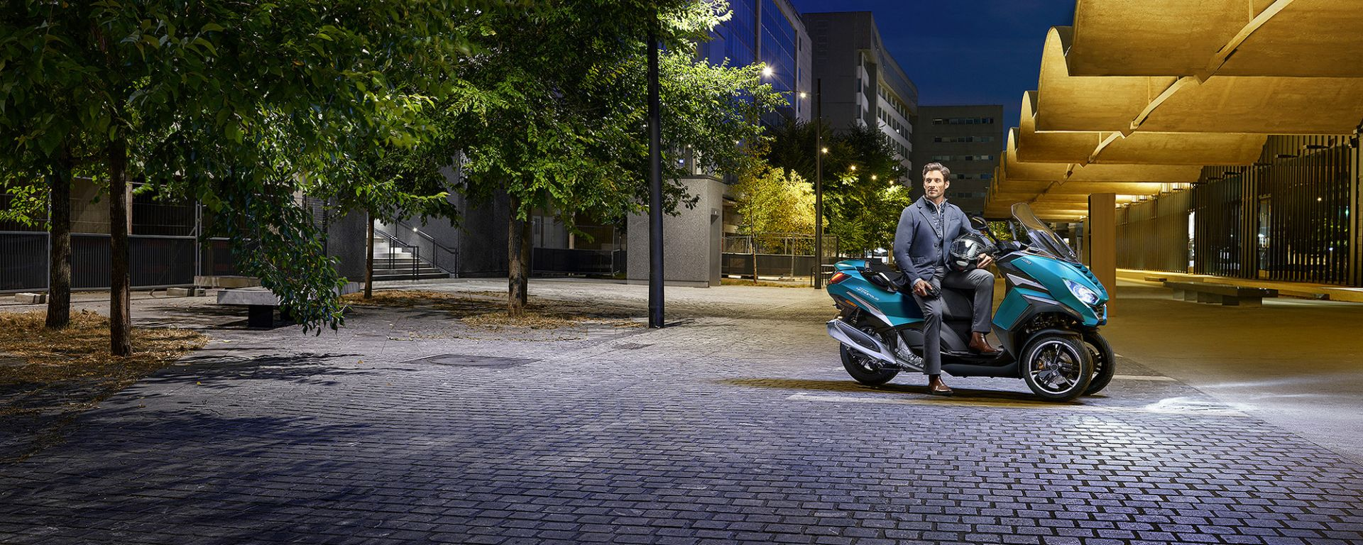 Peugeot Metropolis 400