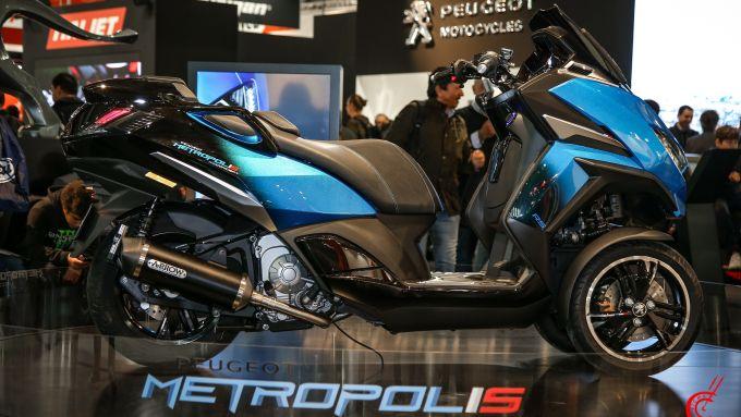 Peugeot Metropolis Concept