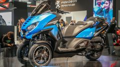 Peugeot Metropolis RS Concept: il video da Eicma 2019 - Immagine: 1