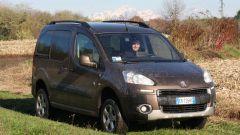 Peugeot Partner Dangel 4x4 - Immagine: 10