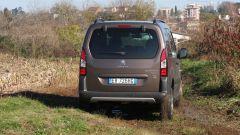 Peugeot Partner Dangel 4x4 - Immagine: 12