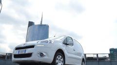 Peugeot Partner Elettrico - Immagine: 24