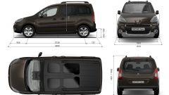 Peugeot Partner Tepee 2012 - Immagine: 7