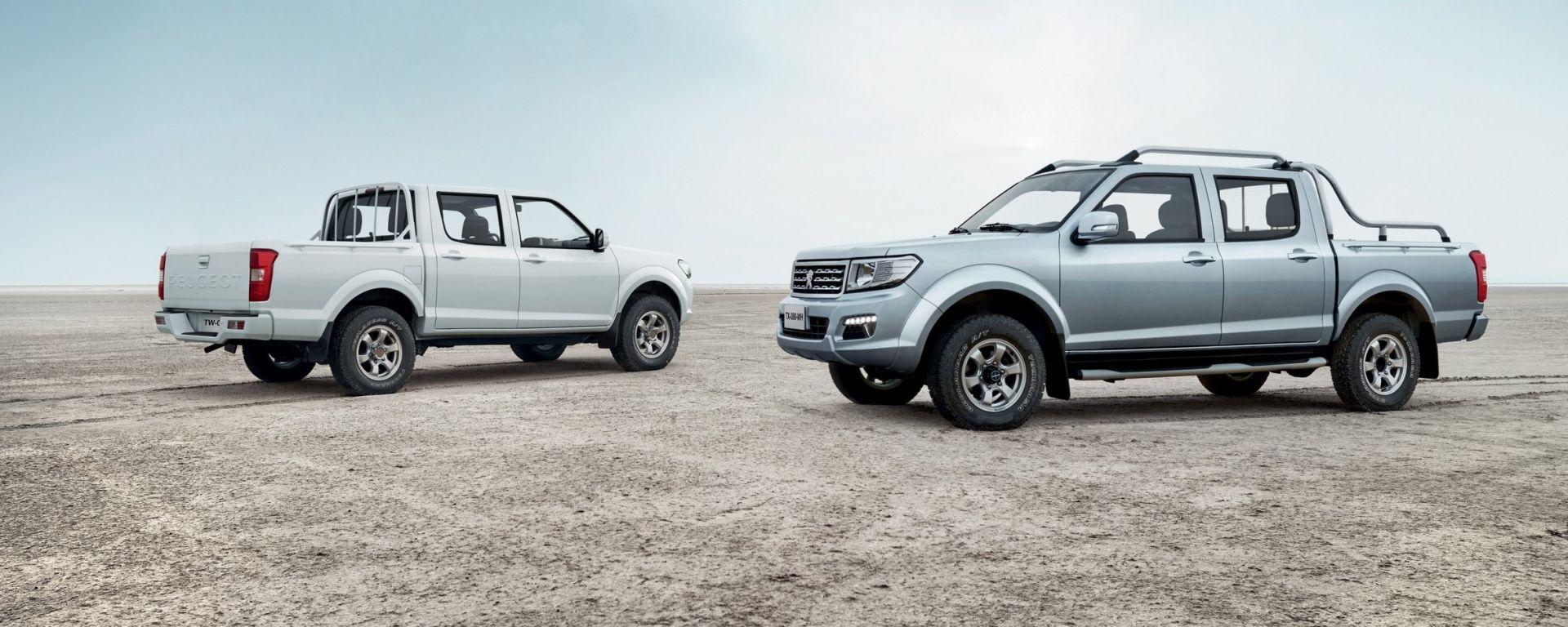 Peugeot Pick Up: nuovo arrivato tra i pick-up compatti del Leone
