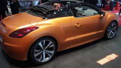 Peugeot RCZ Magna Steyr View Top - Immagine: 3