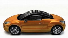 Peugeot RCZ Magna Steyr View Top - Immagine: 9