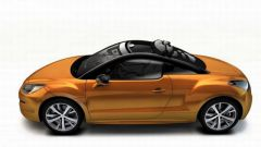Peugeot RCZ Magna Steyr View Top - Immagine: 8