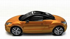 Peugeot RCZ Magna Steyr View Top - Immagine: 7