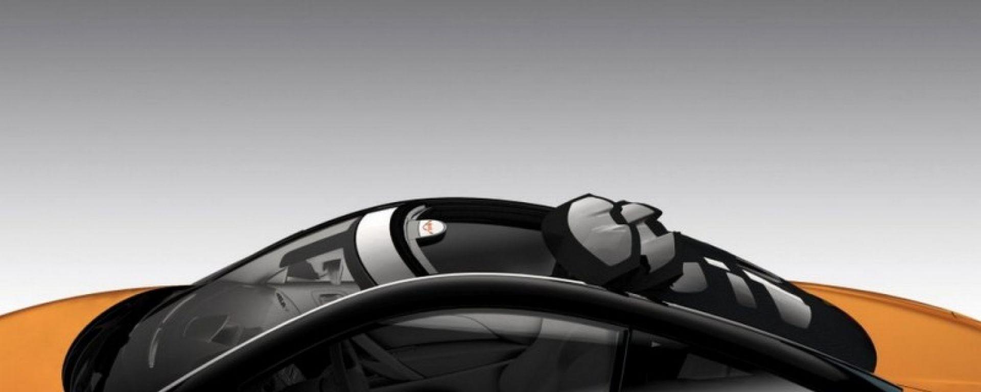 Peugeot RCZ Magna Steyr View Top