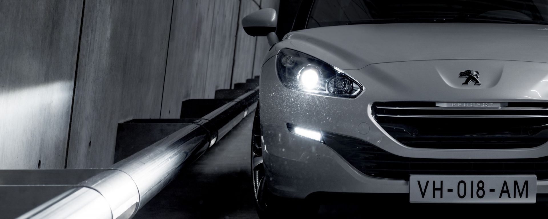 Peugeot RCZ 2013 e RCZ R concept