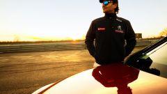 Paolo Andreucci e Melita Toniolo sulla Peugeot RCZ R - Immagine: 8