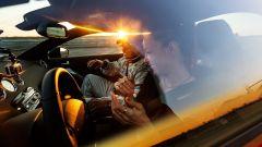 Paolo Andreucci e Melita Toniolo sulla Peugeot RCZ R - Immagine: 16