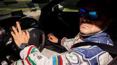 Paolo Andreucci e Melita Toniolo sulla Peugeot RCZ R - Immagine: 11