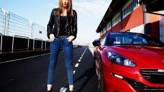 Paolo Andreucci e Melita Toniolo sulla Peugeot RCZ R - Immagine: 44