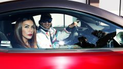 Paolo Andreucci e Melita Toniolo sulla Peugeot RCZ R - Immagine: 38