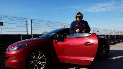 Paolo Andreucci e Melita Toniolo sulla Peugeot RCZ R - Immagine: 37