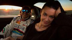 Paolo Andreucci e Melita Toniolo sulla Peugeot RCZ R - Immagine: 7