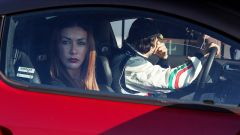 Paolo Andreucci e Melita Toniolo sulla Peugeot RCZ R - Immagine: 30