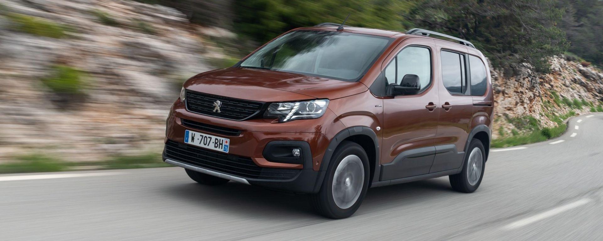 Peugeot Rifter 1.5 diesel: qualità è spazio... Van d'accordo