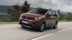Peugeot Rifter 1.5 diesel: qualità è spazio... Van d'accordo - Immagine: 16