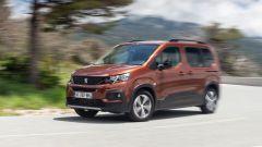 Peugeot Rifter 1.5 diesel: qualità è spazio... Van d'accordo - Immagine: 17