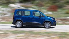 Peugeot Rifter 2018: stile da SUV spazio da lounge - Immagine: 2