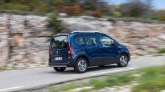 Peugeot Rifter 2018: stile da SUV spazio da lounge - Immagine: 3