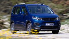 Peugeot Rifter 2018: stile da SUV spazio da lounge - Immagine: 4