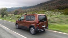 Peugeot Rifter 2018: stile da SUV spazio da lounge - Immagine: 11
