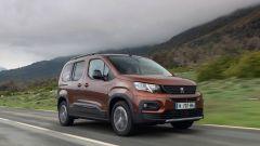Peugeot Rifter 2018: stile da SUV spazio da lounge - Immagine: 12