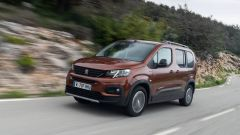 Peugeot Rifter 2018: stile da SUV spazio da lounge - Immagine: 15