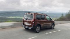 Peugeot Rifter 2018: stile da SUV spazio da lounge - Immagine: 16