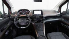 Peugeot Rifter 2018: stile da SUV spazio da lounge - Immagine: 22