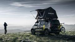 Peugeot Rifter 4x4 Concept by Dangel, Salone del Camper 2019
