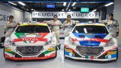 Peugeot Sport al Monza Rally Show