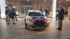 Peugeot Sport Italia al Cir 2018 con tre Peugeot 208 - Immagine: 6